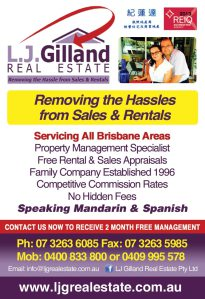 AT A GLANCE •Property management, Rental services. •	Individual solutions to fit our client's needs •	High performance property sales, specializing in sales of properties with tenants in place. •	Body corporate management •	Competitive Commission Rates •	LET FEE FOR REFERRALS, We are a business built on Referrals. •	NO Lease Renewal & Comparable Market Analysis' Fees/Charges •	PHOTOS TAKEN ON ENTRY •	Hands on approach to all Property Investment Management and & Sales Matters. •	Tenants are shown about safety switches and water mains etc at handover at the property.  We meet all tenants on site for handover.